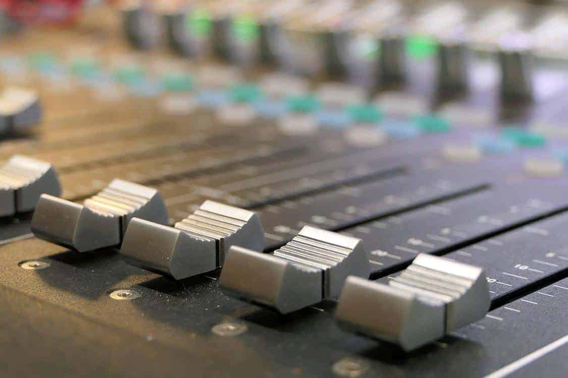 come mixare la voce