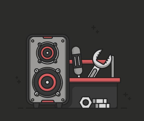 consulenza audio