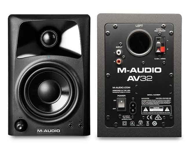 m audio av32