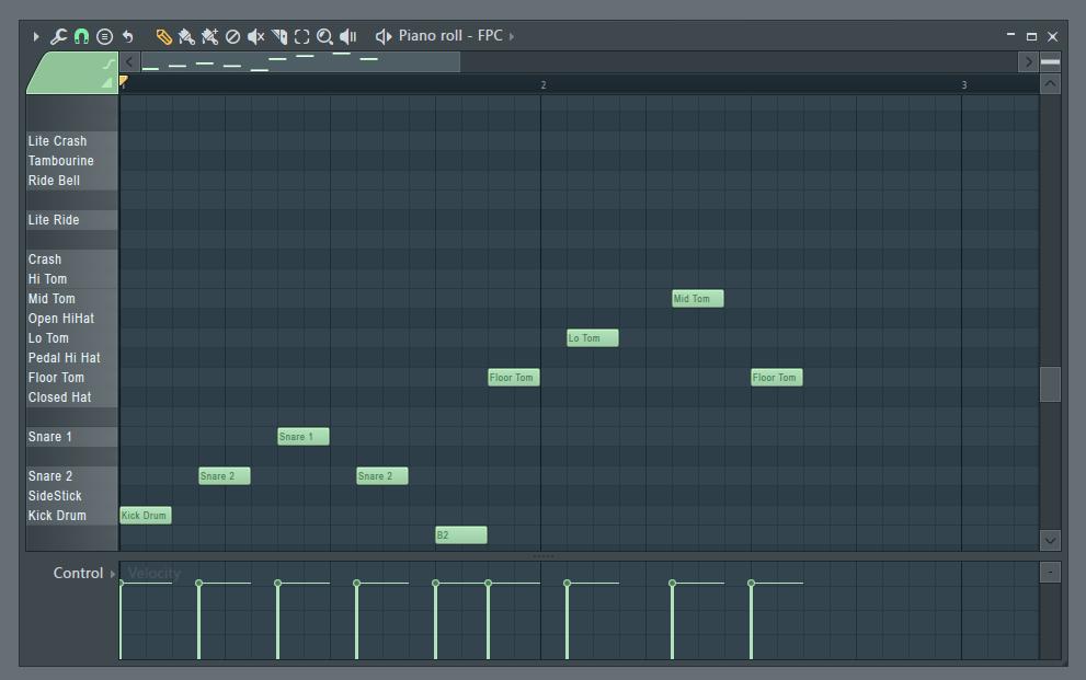 creare un beat trap fl studio