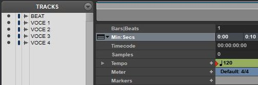 import track pro tools
