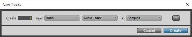 new track mono