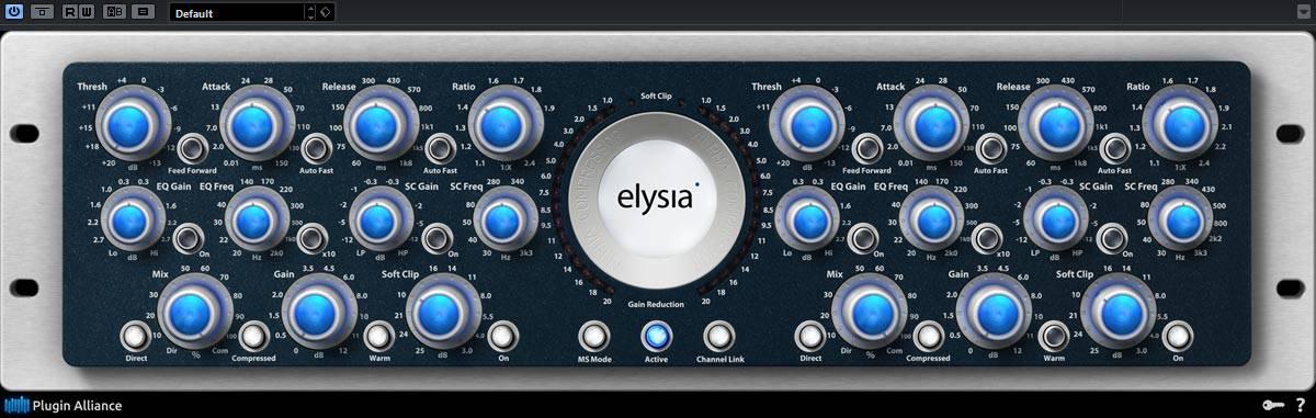 elysia alpha master