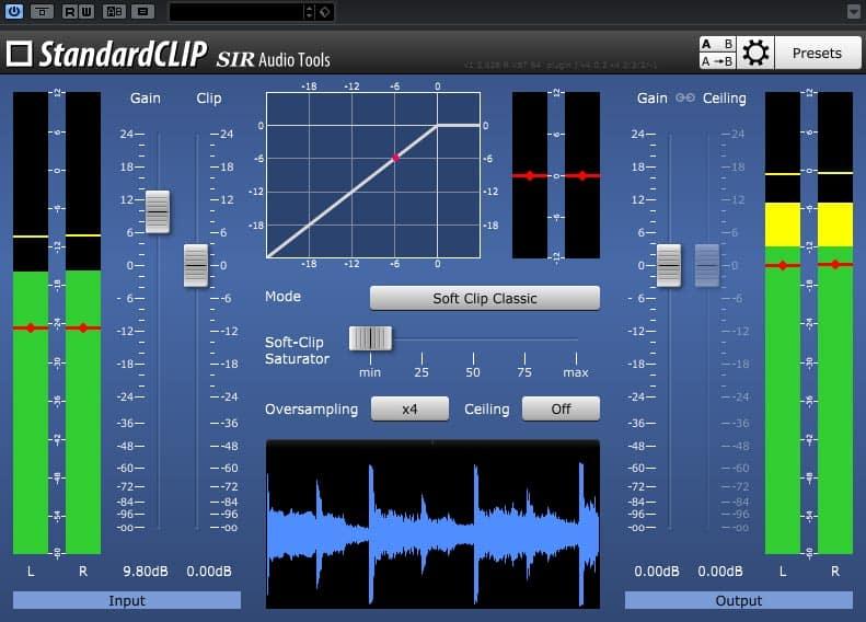 standardclip master clip