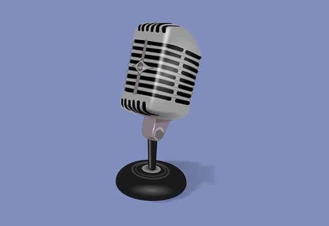 registrazione di voci